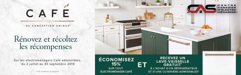 Électroménagers Montréal, Longueuil, Laval, Québec City: Gros ...