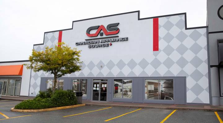 Store Locator - Canadian Appliance Source