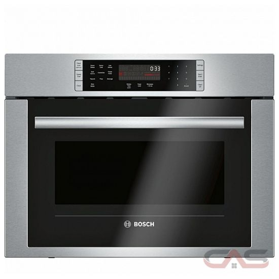 Hmc54151uc Bosch 500 Series Wall Oven Canada Best Price