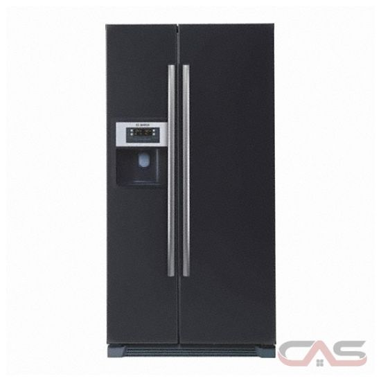 bosch b20cs80snb counter depth side by side refrigerator with 20 cu. Black Bedroom Furniture Sets. Home Design Ideas