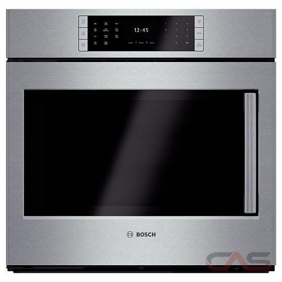 Hblp451luc Bosch Benchmark Series Wall Oven Canada Best