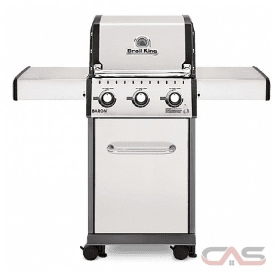 you tube how to change broil king burner