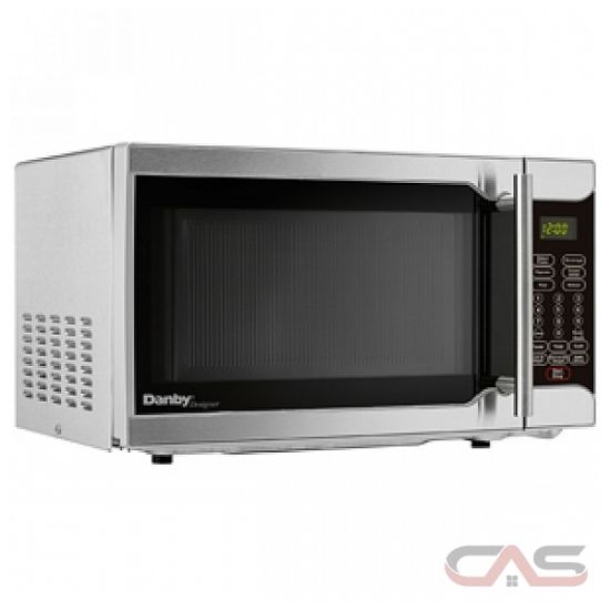 Danby DMW07A2SSDD Countertop Microwave, - Best Price & Reviews
