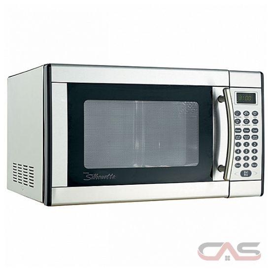 Countertop Microwave Reviews Canada : Danby DMW1146SS 1.1 cu. ft. Countertop Microwave Oven with 1000 ...