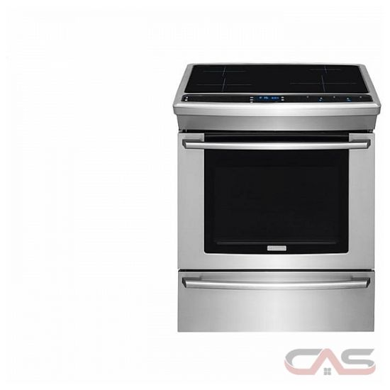 Electrolux ew30is8crs range electric range 30 inch self clean convection 4 burners - Inch electric range reviews ...
