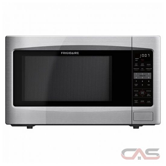 Countertop Convection Oven With Microwave : Frigidaire CFCT1278LS Countertop Microwave Oven 1.2 cu.ft, with 1,500 ...