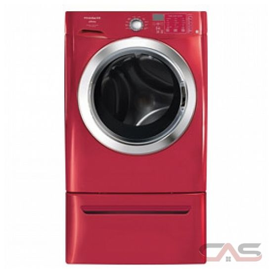 Front load frigidaire washer making
