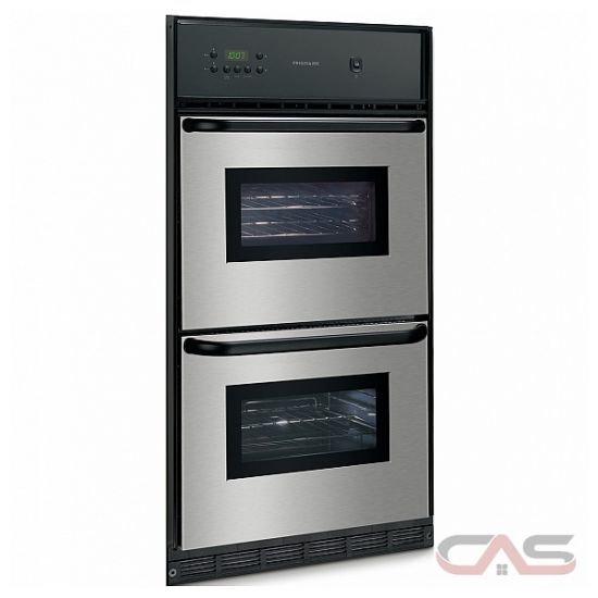 frigidaire double wall oven manual