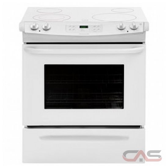 Frigidaire Cfes3025pw Canadian Appliance