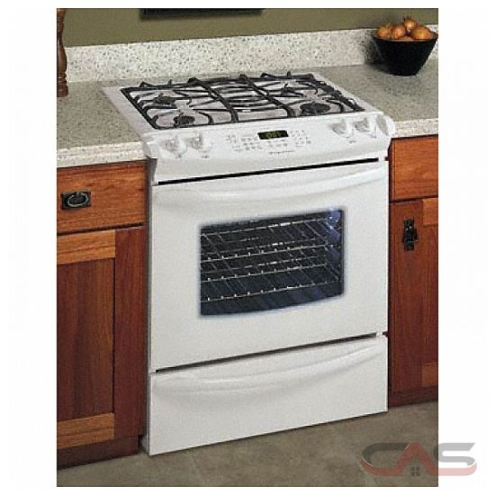 Frigidaire Gallery Stainless Convection Glass Top Range ...