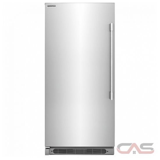 Fpfu19f8rf Frigidaire Professional Freezer Canada Best