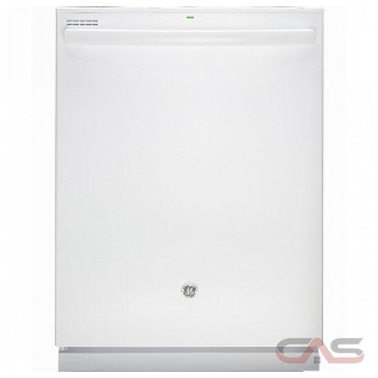 Ge Gdt635hgjww Dishwashers Canadian Appliance