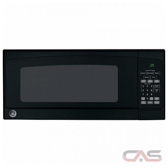 Large Countertop Oven Canada : GE Spacemaker II, JEM25DMBB Countertop Microwave Oven, Convenience ...