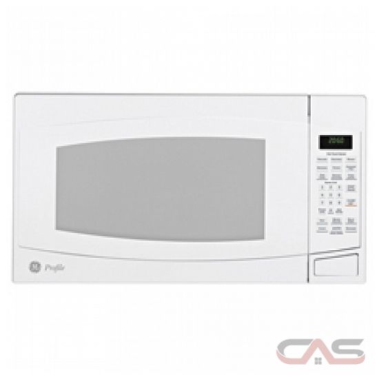 GE Profile PEB206CDNWW Countertop Microwave, 24in, 2.0 cu.ft, with ...
