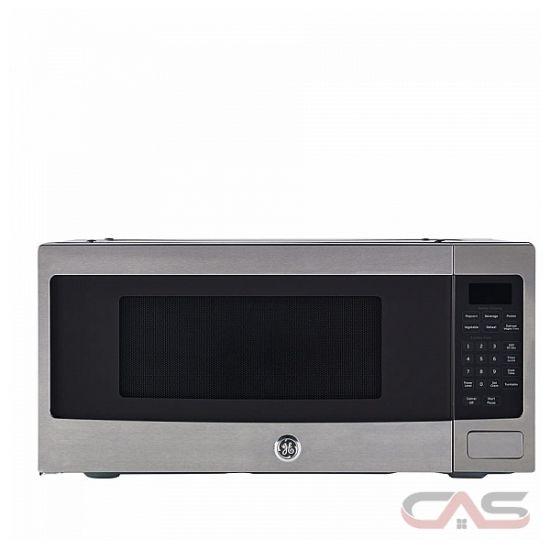 Ge Countertop Microwave Stainless Steel : GE PEM11SHC Countertop Microwave, 24