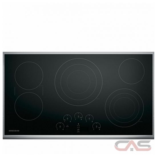 zeu36rsjss monogram cooktop canada - best price  reviews and specs