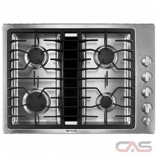 Jenn air jgd3430ws 30 inch four burner gas downdraft cooktop best