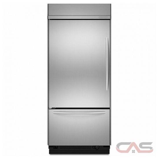 Kitchenaid Built In Bottom Freezer Refrigerator: KitchenAid KBLC36FTS Refrigerator Canada