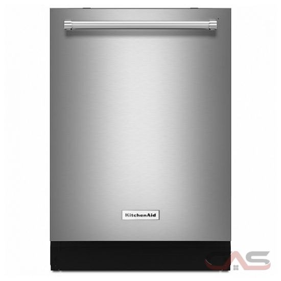 Consumer Guide Appliances: KDTE104ESS KitchenAid Dishwasher Canada