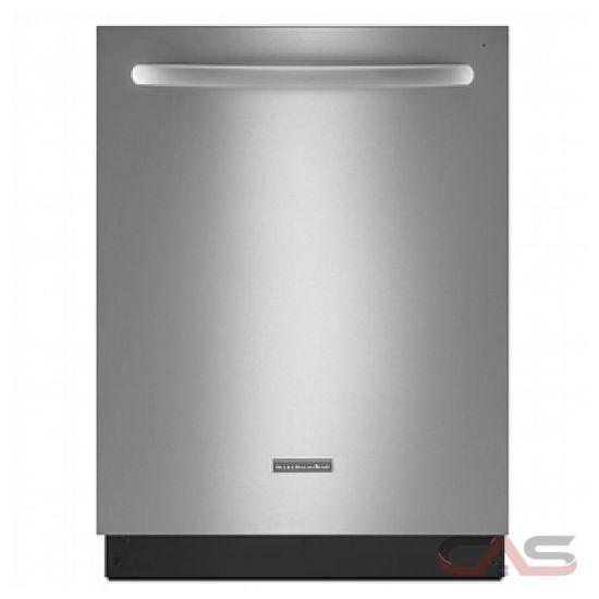 Kitchenaid Whisper Quiet Dishwasher: KitchenAid KUDE40FXSS Dishwasher Canada
