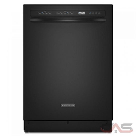 Kitchenaid Whisper Quiet Dishwasher: KitchenAid KUDS03CTBL Dishwasher Canada