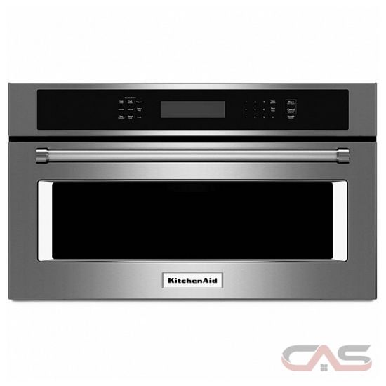 Slate Kitchen Aid Microwaves