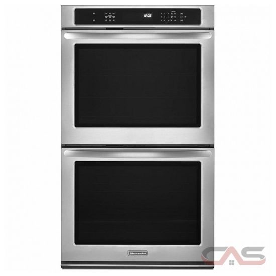 Kitchenaid Kebs279bss Wall Oven Canada Best Price