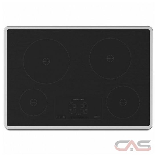 kicu500xss kitchenaid cooktop canada - best price  reviews and specs