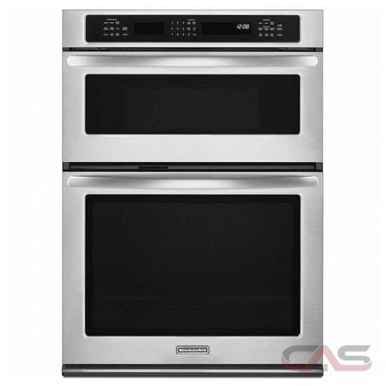 Kitchenaid Kems309bss Wall Oven Canada Best Price
