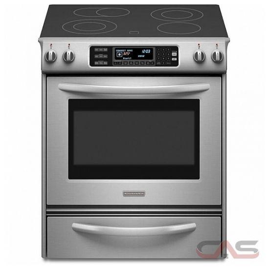 Kitchenaid Ykess907ss Range Canada Best Price Reviews