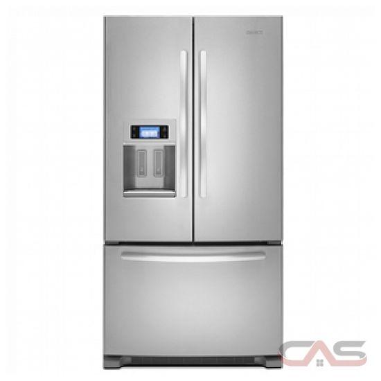 Kitchenaid 27 Cu Ft French Door Refrigerator Black: KitchenAid KFIS27CXMS Refrigerator Canada