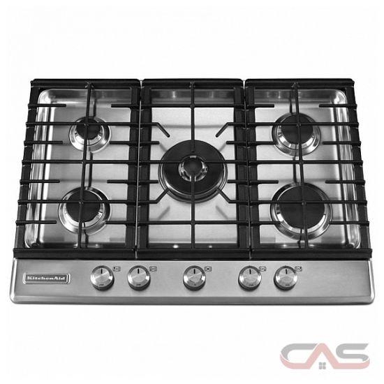 KitchenAid KFGS306VSS Cooktop specs Canada - Save $220.00 ...