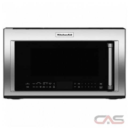 "KitchenAid YKMHP519ES Over the Range Microwave 30"" Width"