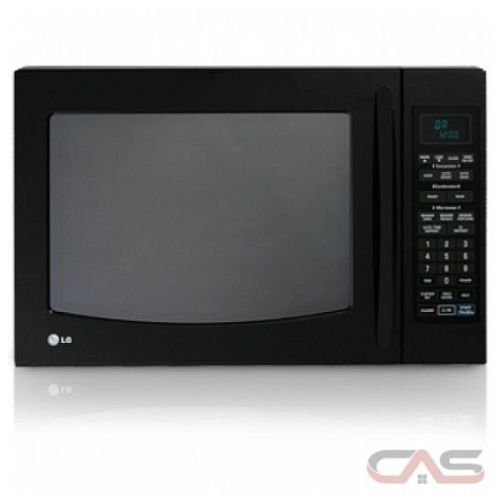 Countertop Convection Microwave With Trim Kit : LG LMC1541SB Countertop microwave, 22 5/8 in, 1.5 cu ft, 1000W ...