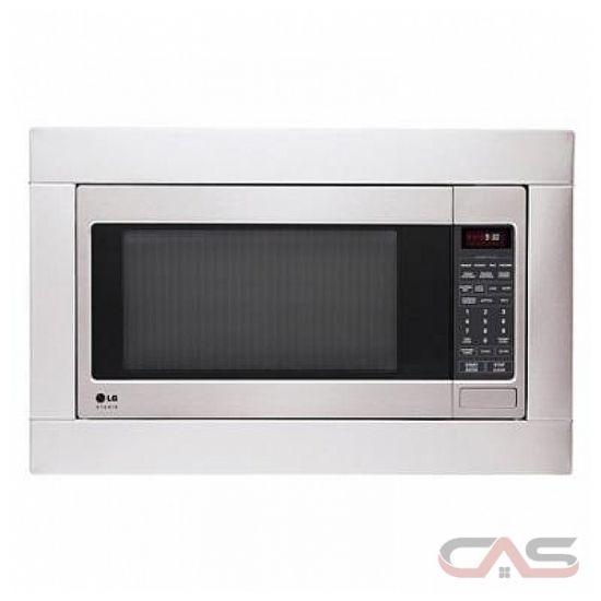 LG Studio LSRM2010ST Countertop Microwave, 23 7/8