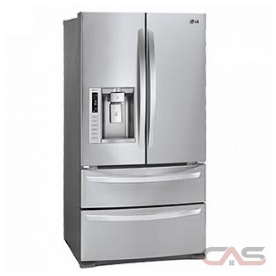Lg Lmx28988st Refrigerator Canada Best Price Reviews