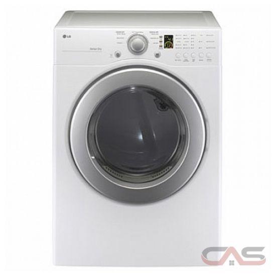 Lg Dle2240w Dryer Canada