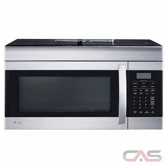 Lmv1611st Lg Microwave Canada Best Price Reviews And