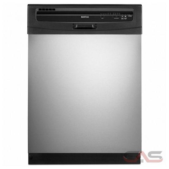 Maytag Mdb8969sd 24 In 47 Decibel Built In Dishwasher: Maytag MDB4409PAS Dishwasher Canada