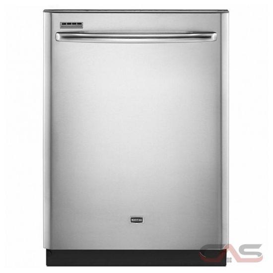 Maytag Mdb8969sd 24 In 47 Decibel Built In Dishwasher: Maytag MDB6769PAS Dishwasher Canada
