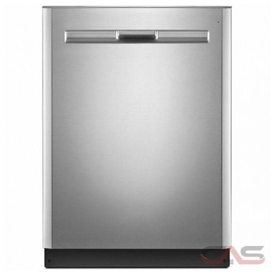 Mdb8959sfz maytag dishwasher canada best price reviews - Portable dishwasher stainless steel exterior ...