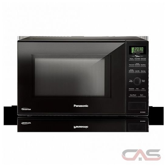 Panasonic NNSD664B Countertop Microwave, 20.6