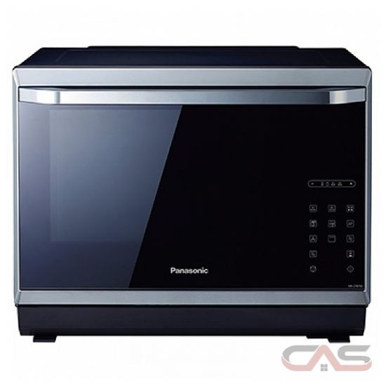 Panasonic NNCS896S Countertop Microwave, Steam/Grill/Bake/Microwave ...