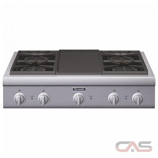 Pcg364gd Thermador Professional Series Cooktop Canada