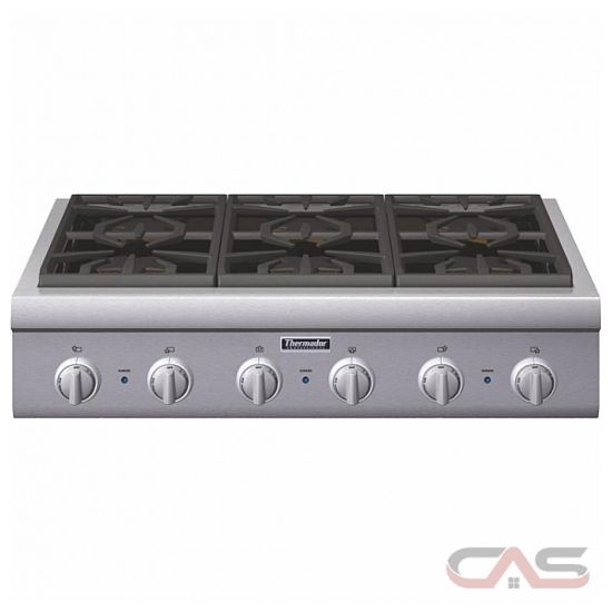 Thermador Professional Series Pcg366g Cooktop Canada