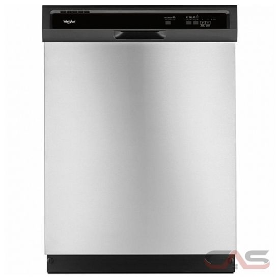 Whirlpool Kitchen Appliances Reviews: WDF330PAHS Whirlpool Dishwasher Canada