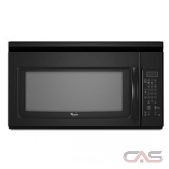 whirlpool ywmh1162xvb over the range microwave 30in 1 6. Black Bedroom Furniture Sets. Home Design Ideas