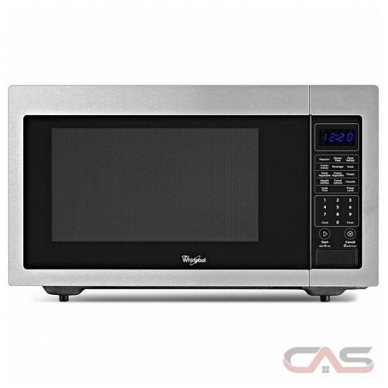 Maytag Countertop Microwave Lowes : Whirlpool YWMC30516DS Countertop Microwave, 21 3/4