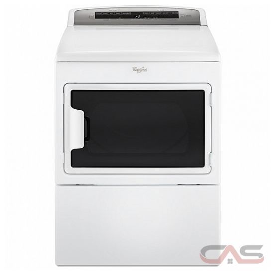 Consumer Guide Appliances: Reviews Of YWED7500GW By Whirlpool With Customer Ratings