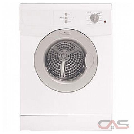 whirlpool ylew0050pq dryer specs canada